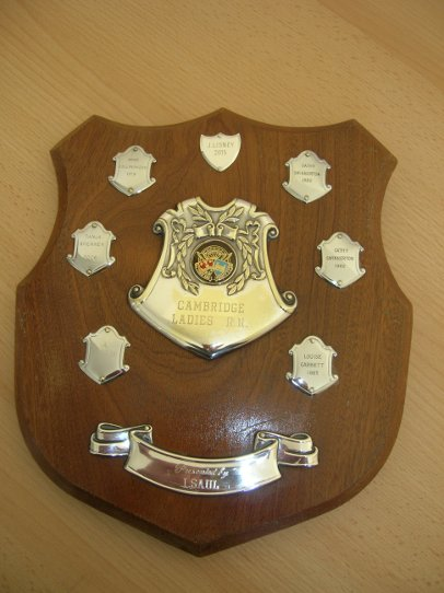 Ladies Road Race Shield